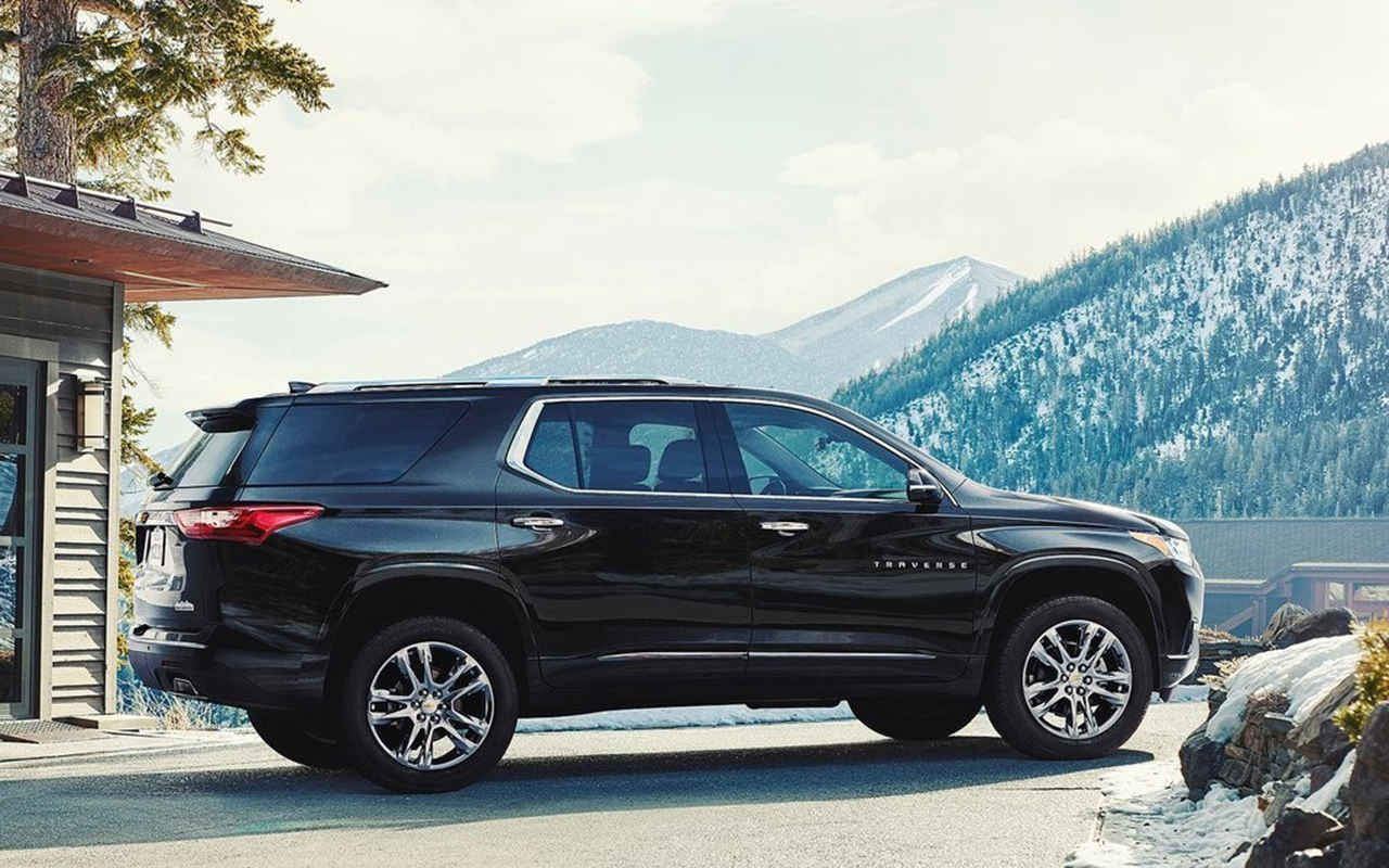 2019 Chevy Traverse Specs Release Date And Price Http Www