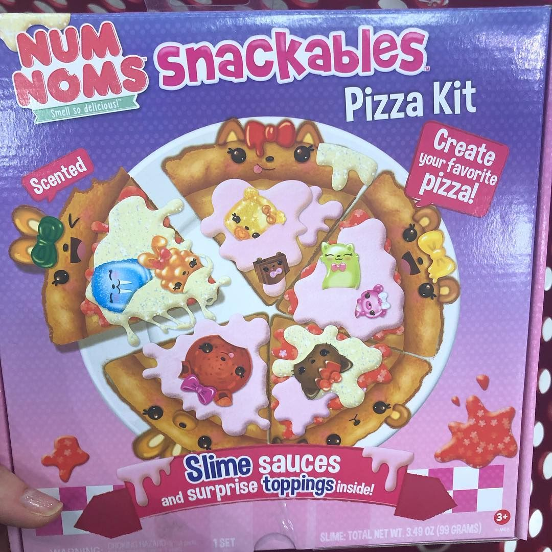 Toy Caboodle On Instagram This Looks Interesting Num Noms Snackable Pizza Kit Target Numnoms Numnomssnackables Toys Nom Noms Toys Num Noms Toys Toys