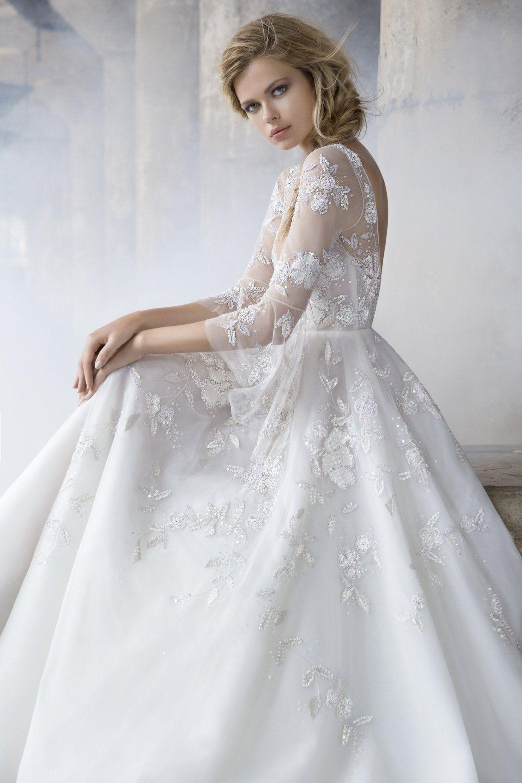 Hayley paige bridal spring lookbook wedding dress pinterest