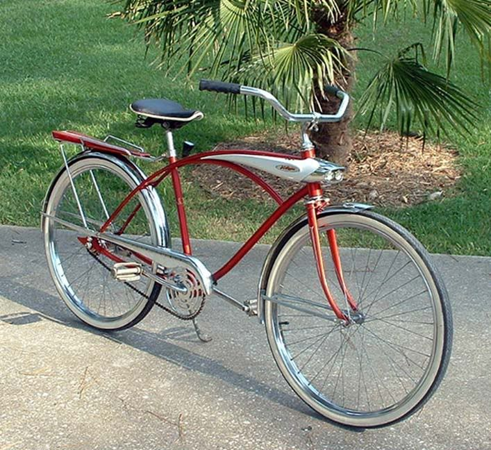 Sears Flightliner Bicycle c  1964 | Bike Project | Bicycle, Cruiser