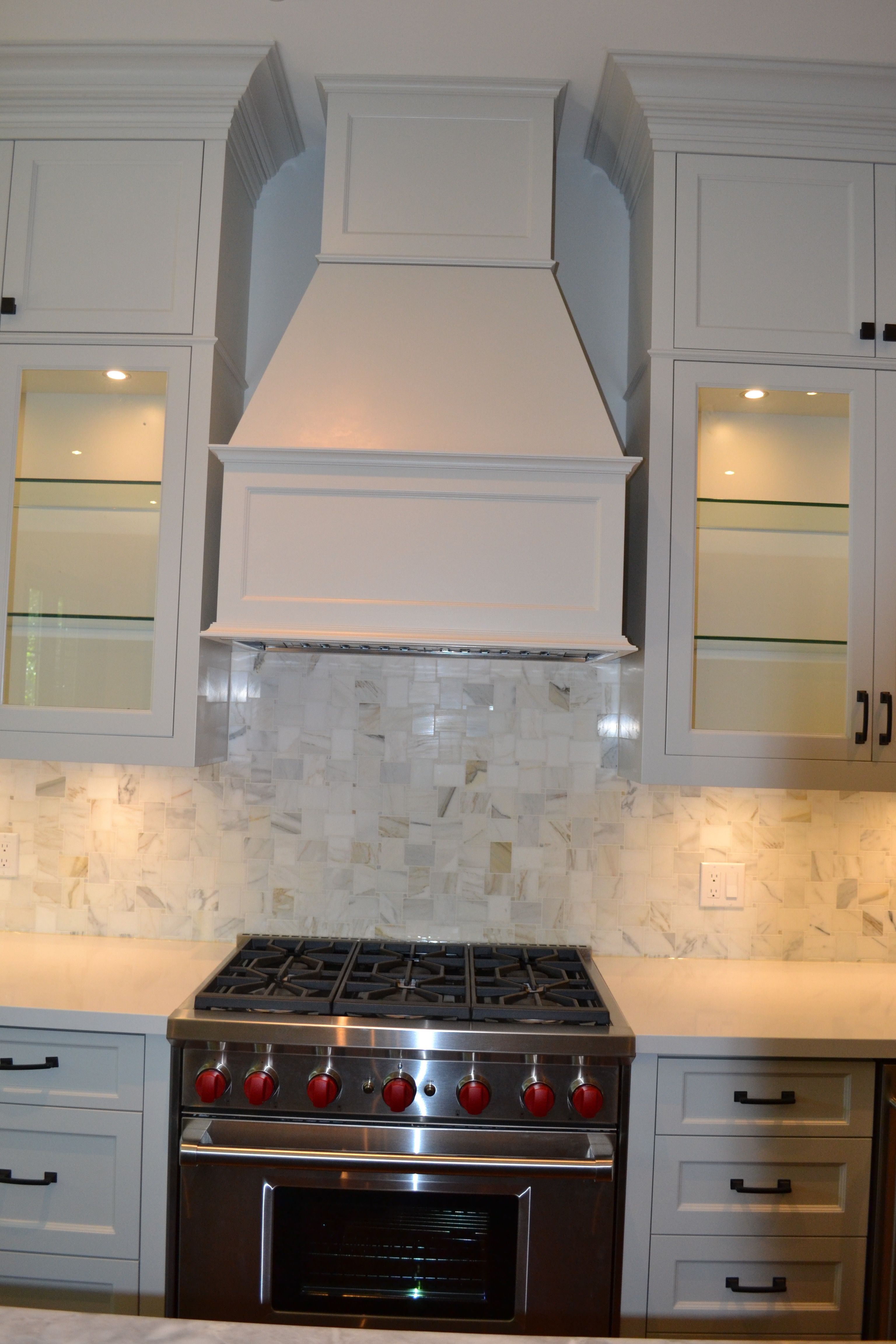 Perfect 10 Design Custom Kitchen with double