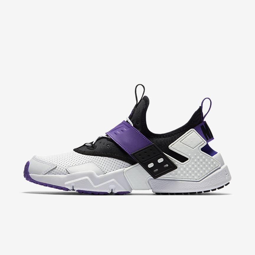 All White Nike AIR MAX 90 HUARACHE DRIFT PREMLUM Men Sport Shoes Outlet
