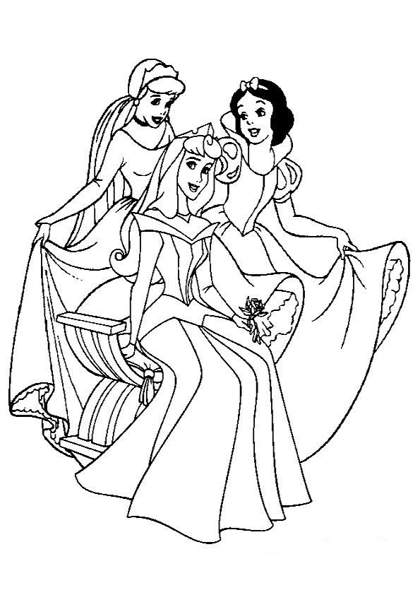 Prinzessin Malvorlagen online malvorlagen disney ...