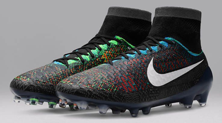 7c6810ddf9c4b The Nike Magista Obra 2016 Black History Month Boot introduce a stunning  design, set to be worn by Blaise Matuidi. The Nike Magista 2016 BHM Soccer  Cleat ...
