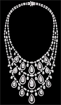 """David Morris celebrates 50 years in business with rare blue diamonds."