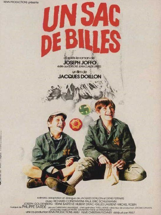 Un Sac De Billes 1975 Imdb Crime Film Great Love Stories I Movie