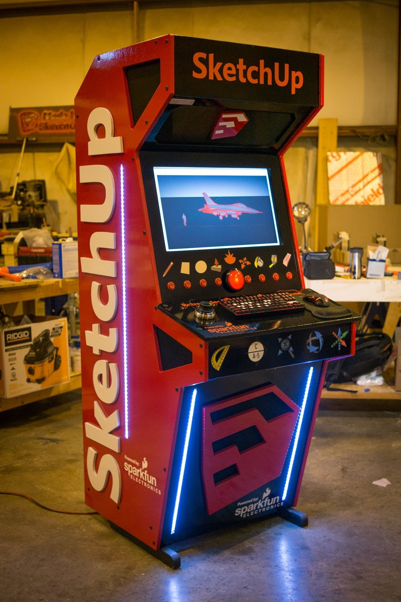 Pin by Bryan Payne on Things I want! Arcade, Mame