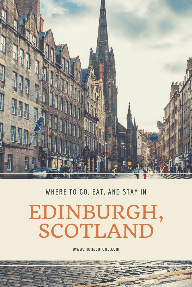 on and off the beaten track edinburgh where to go eat and stay in rh pinterest com