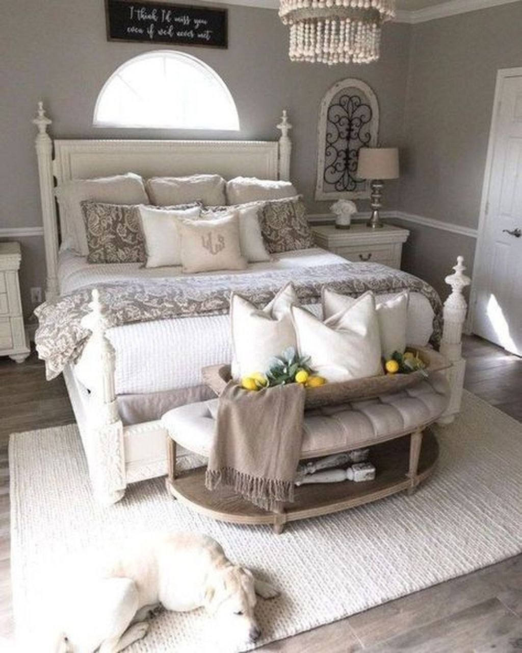Cosy Bedroom Ideas For A Restful Retreat: 30+ Elegant Farmhouse Decor Ideas For Bedroom