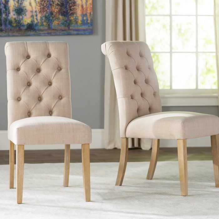 pompon upholstered dining chair dining room chair side chairs rh pinterest com