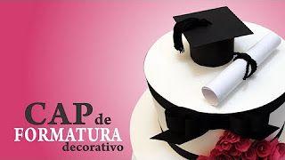 como fazer chaveiro de cupcake de feltro - YouTube