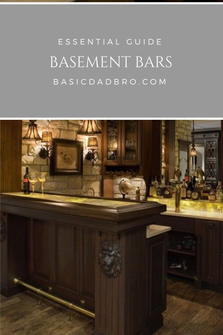 check out this post for inspiration to build the ultimate home bar rh pinterest com
