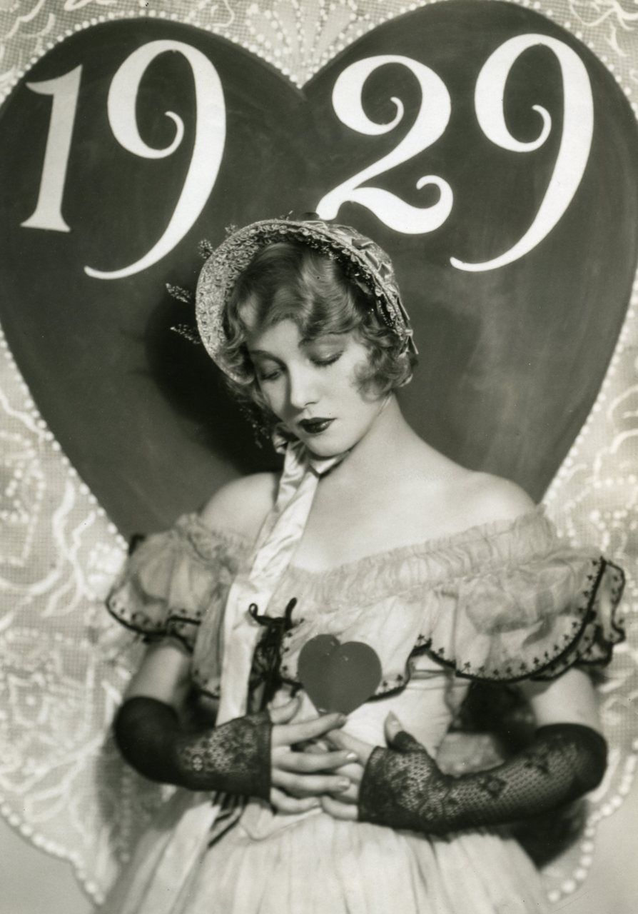 Leila Hyams 1929