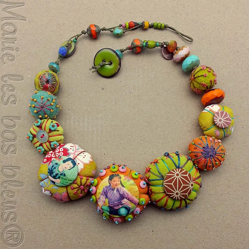 embroidered beads … | Pinteres…