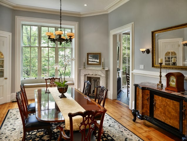 Best Wall Color Is Boothbay Gray From Benjamin Moore I Am 640 x 480