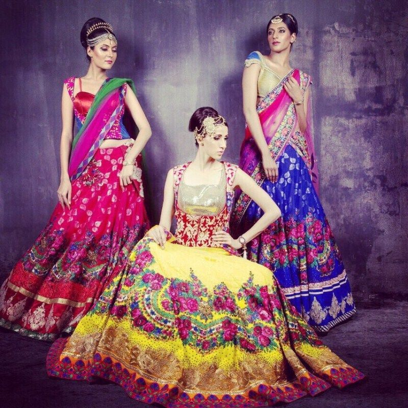 Fashion Designer Rohit Verma Bridal Collection Photos Fashion Fashion Design Bridal Collection
