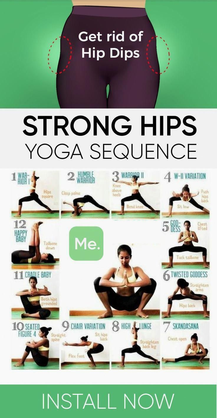 Hips plays crucial role in not only balancing the body but also helps in better strides. Effective y...