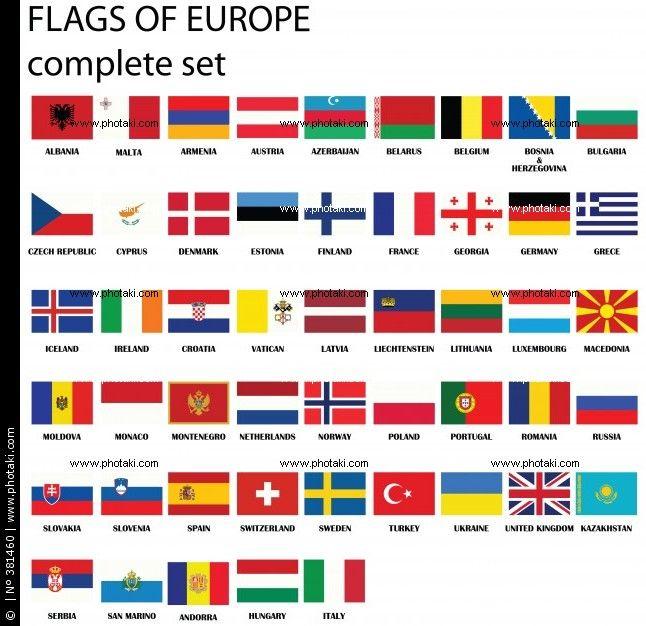 Drapeaux Europe Flag Of Europe Flags Europe European Flags