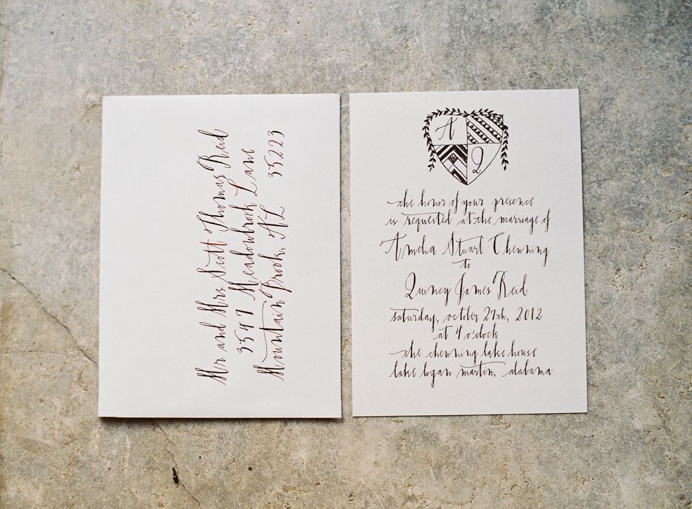 wedding invitations divas%0A Roost  Roost  A Simple Life  Fall wedding inspiration project for Once Wed