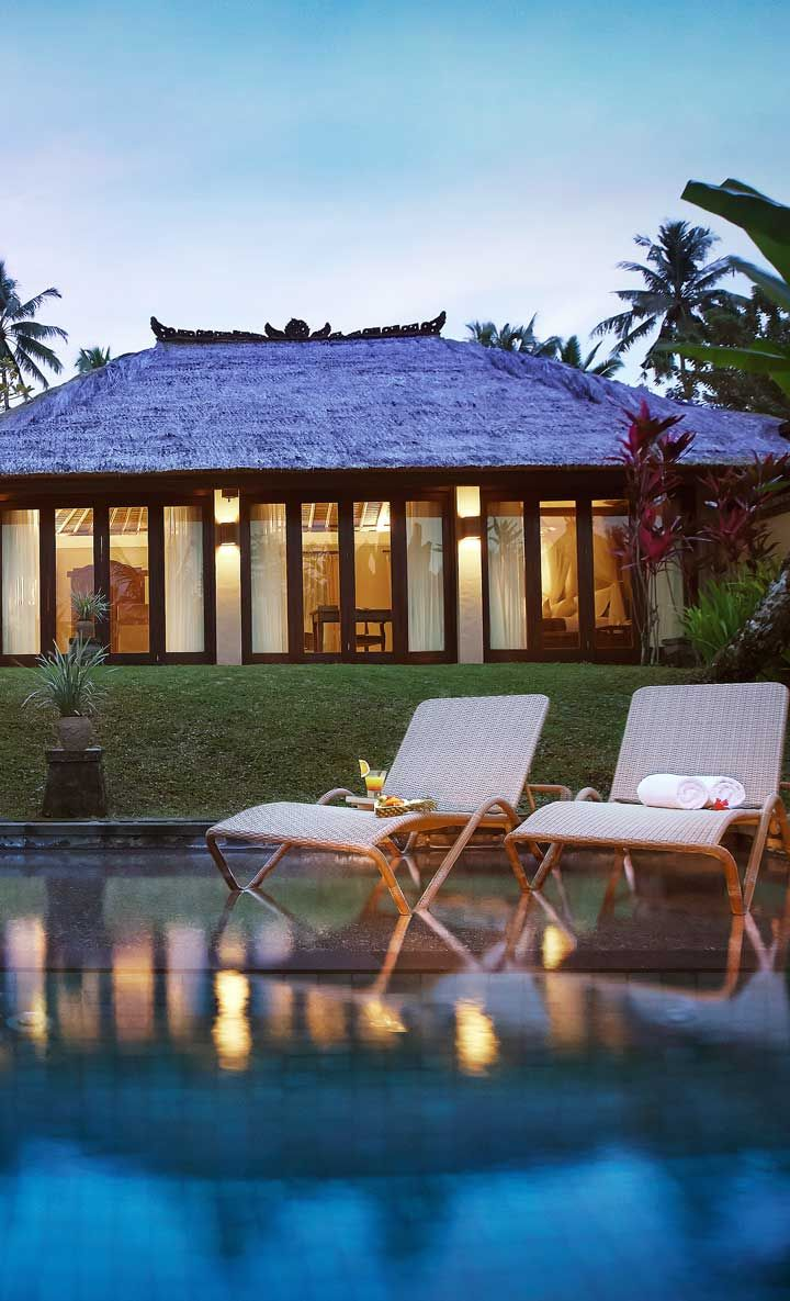each of the private pool villas offer the ultimate in secluded rh pinterest co uk