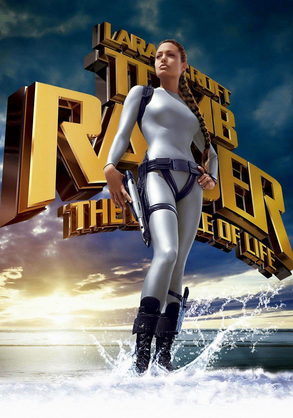 207 Lara Croft Tomb Raider La Cuna De La Vida 2003 01 03 15 4 5 De Sobretaula De Diumenge Lara Croft Seen Til Schweiger