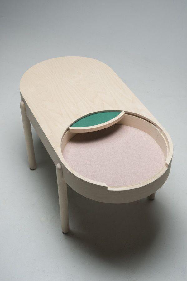 A Coffee Table by Iselin Lindmark Dubland