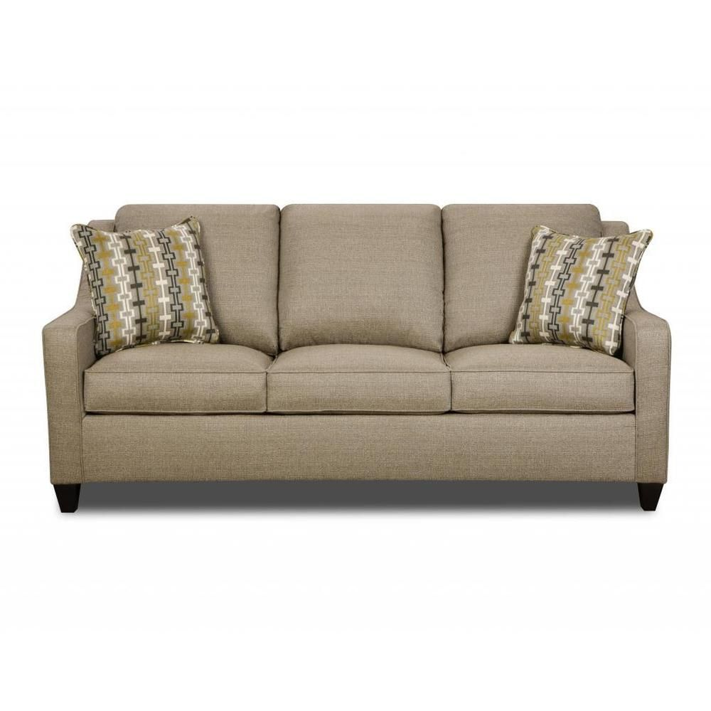 made to order simmons upholstery mineral mover sofa overstock rh pinterest ca