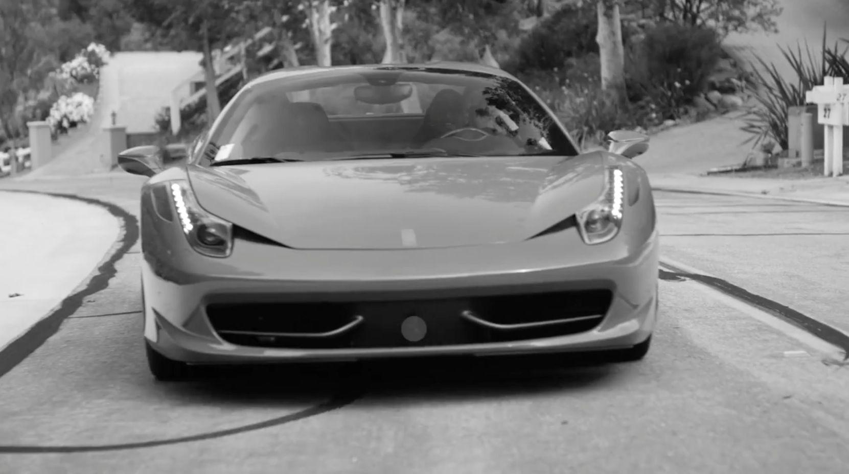Ferrari 458 italia car in smartphones by trey songz 2014 ferrari 458 italia car in smartphones by trey songz 2014 ferrari vanachro Images