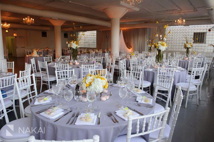 Chicago Aeree Loft In Room 1520 Wedding Reception Photos By Photographer Nakai Photography