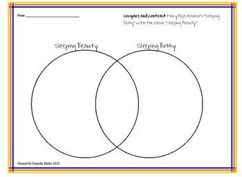 diagram of sleeping venn diagram  sleeping bobby and sleeping beauty   with images  sleeping bobby and sleeping beauty