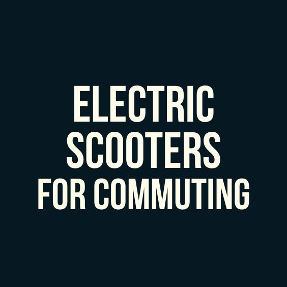 Keep an eye on this page and look for best electric scooter for commuting. Here's the list of the best electric scooters for adults and you're going to find the perfect option for you. Join us!  #electricscooter #escooter #electricscooters #escooters #voltagerider #electricscootercommuting #urbanmobility #micromobility