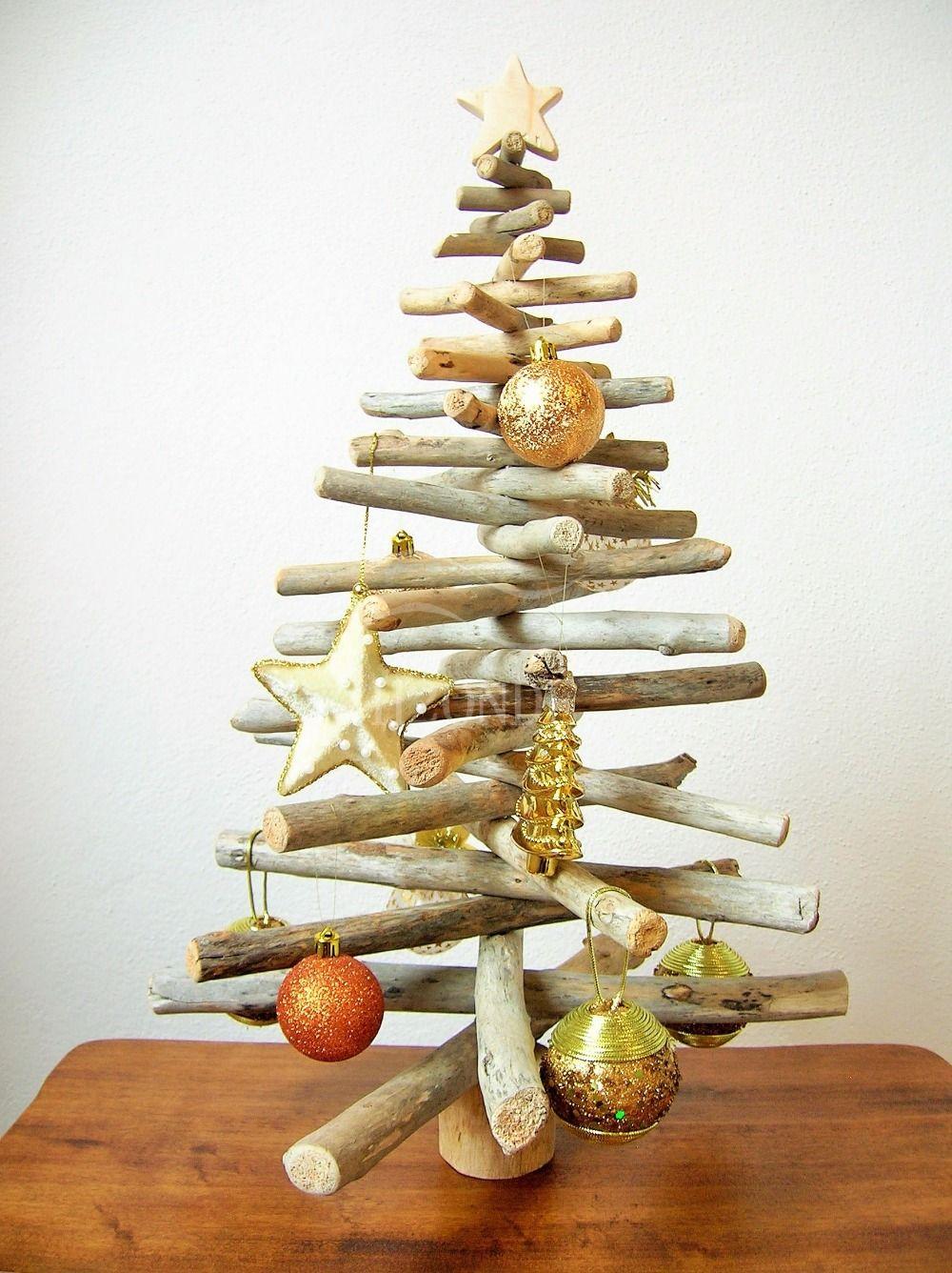 Christmas Tree Alternatives Driftwood Christmas Tree Xmas