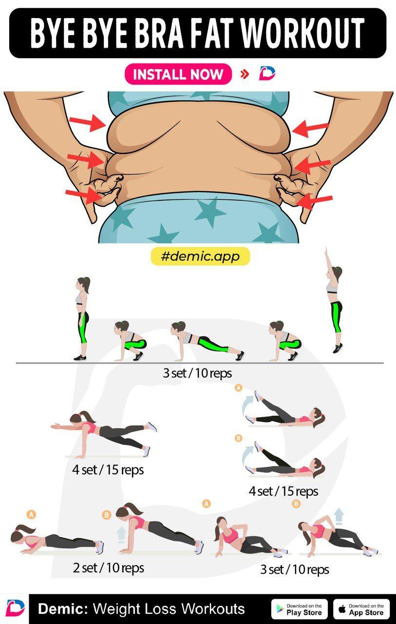 burn fat workout pdf