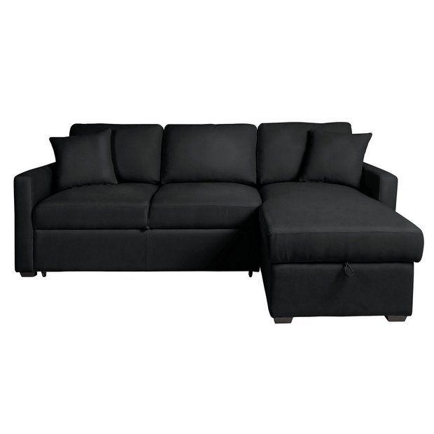 argos corner leather sofa bed. Black Bedroom Furniture Sets. Home Design Ideas