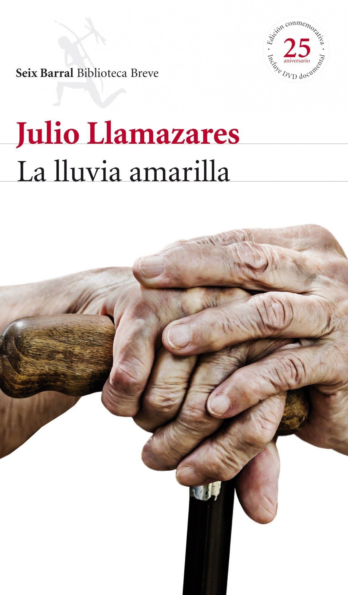 """""""La lluvia amarilla"""" es un símbolo del éxodo rural, una novela fundamental de la literatura española reciente que consagró a #JulioLlamazares como uno de nuestros más valiosos narradores. Sólo hoy por 1,89€"""