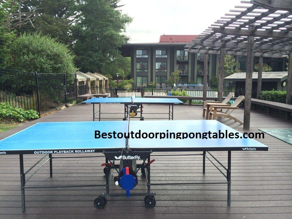 cornilleau 500m butterfly outdoor playback rollaway outdoor ping rh pinterest com