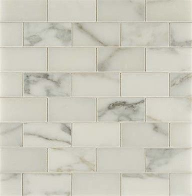A warmer less gray marble for around fireplace Pretty This is