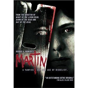 While George Romero is more famous for his zombie films, I prefer this moody and oddly moving modern vampire tale. By turns creepy and pathetic, Martin is no suave Anne Rice prince of darkness - but he's a chilling and unforgettable character who will haunt you long after this movie ends.