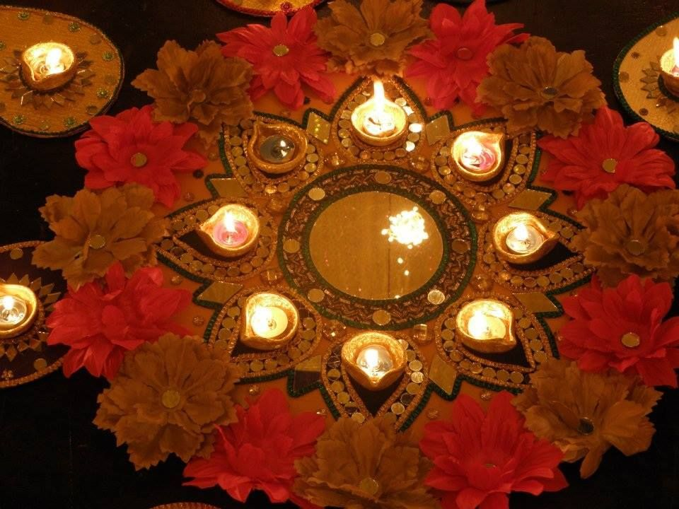 Latest and Trendy Mehndi Stage Decoration Plans