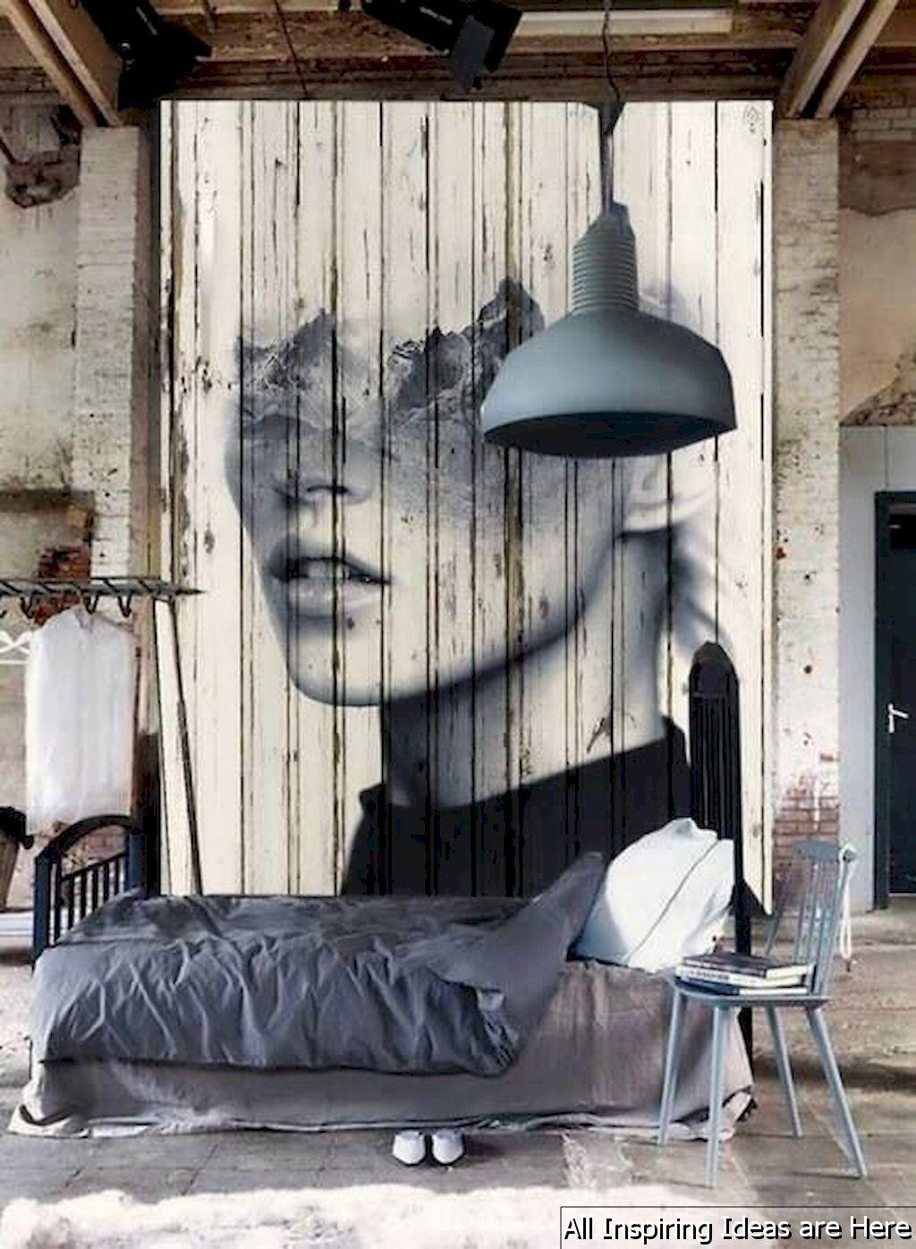 Cool 60 Stunning Loft Bedroom Design Ideas