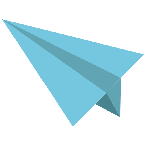 Red Paper Plane Png Image Paper Plane Red Paper Paper