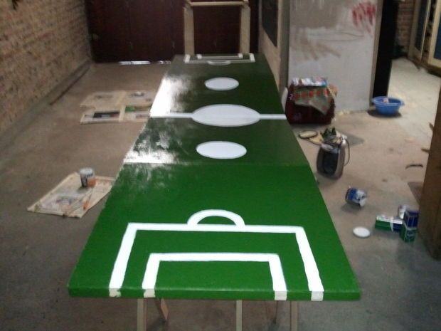 how to build a foldable beer pong table english diy crafts rh pinterest co kr