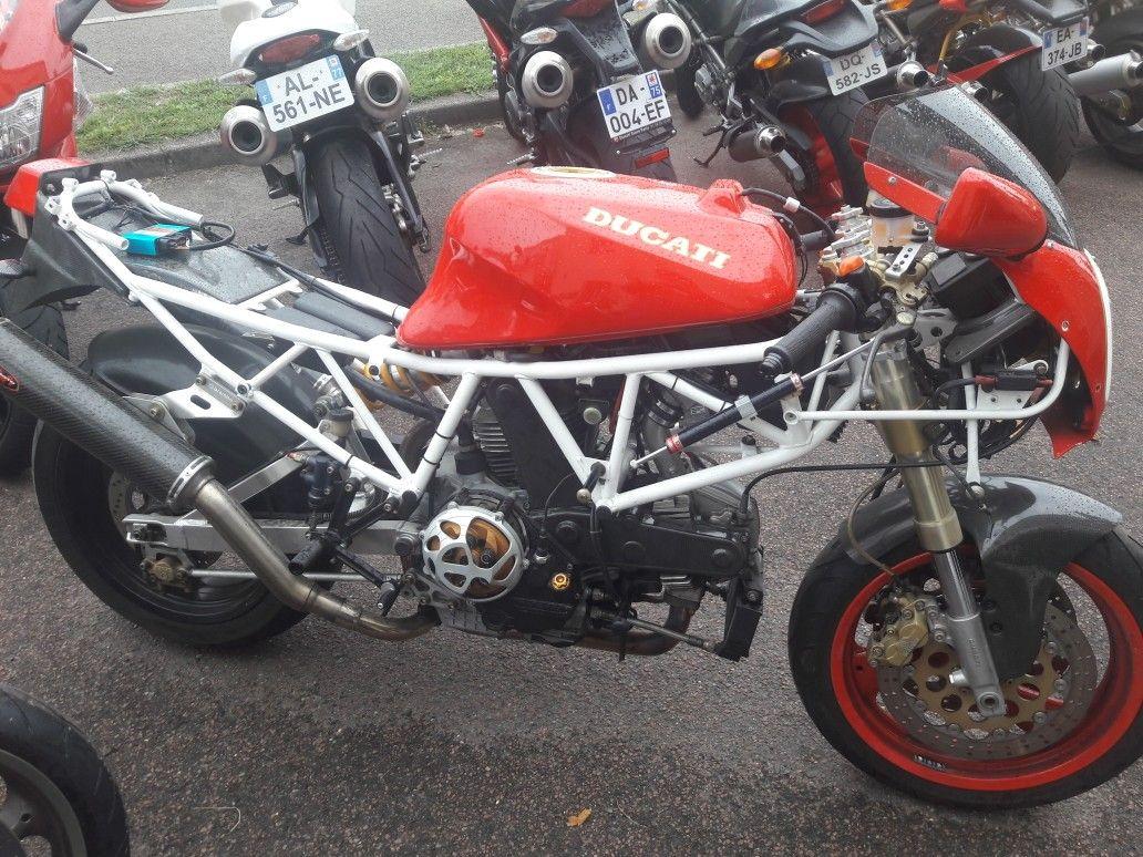 Ducati 750 SS IE Nur 8100Km - Bestes Angebot von Ducati.
