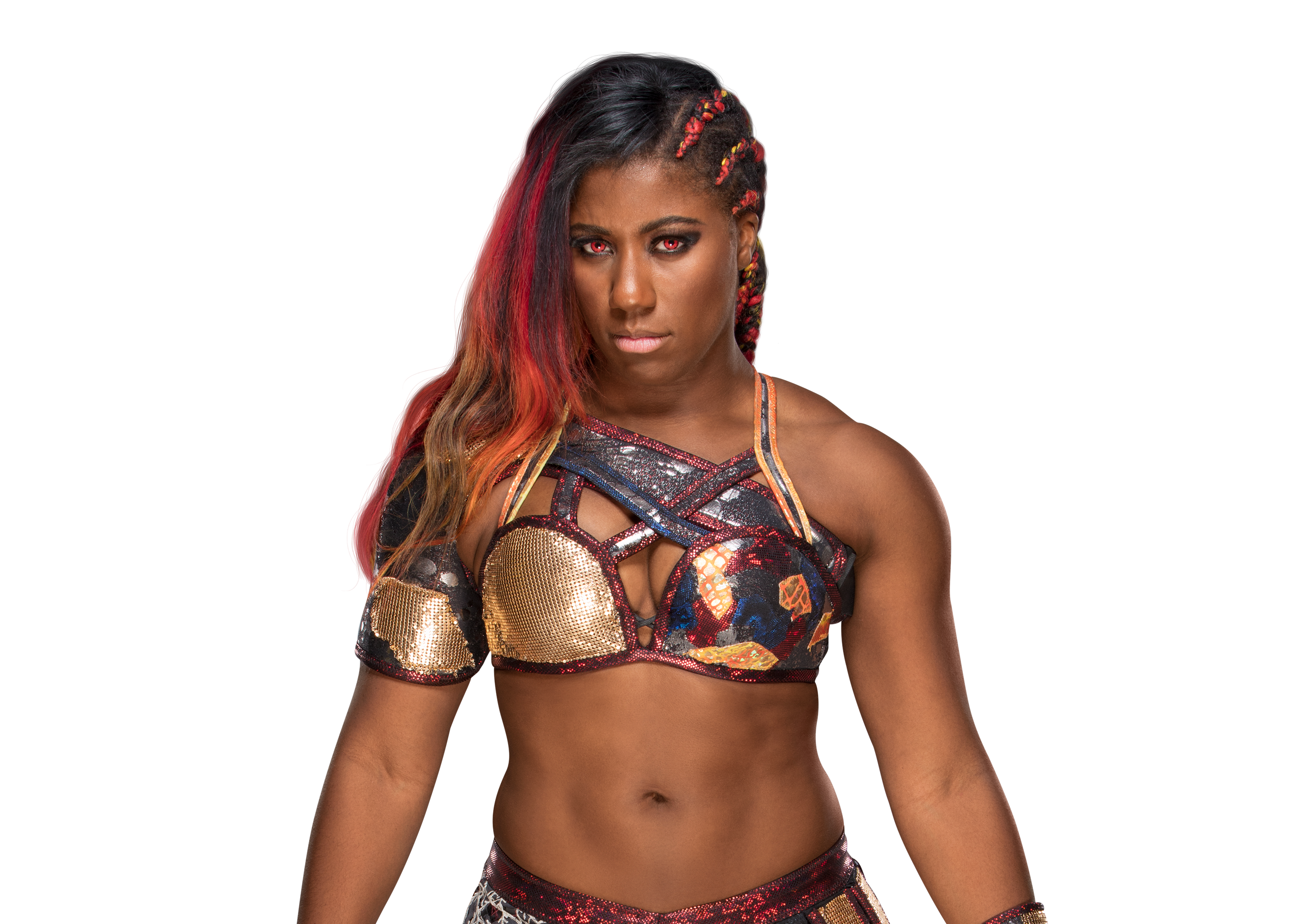 Ember Moon Women S Wrestling Black Wrestlers Nxt Divas