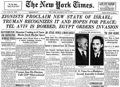 Image result for israel is born