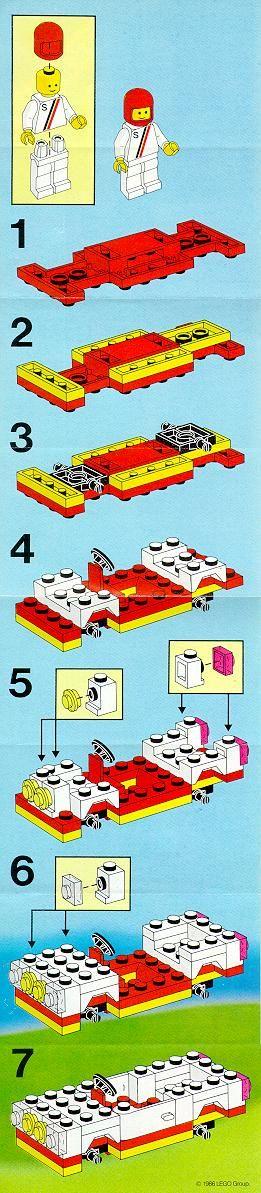 Town Co Pack Carrefour Lego 6634 Lego Pinterest Lego Lego