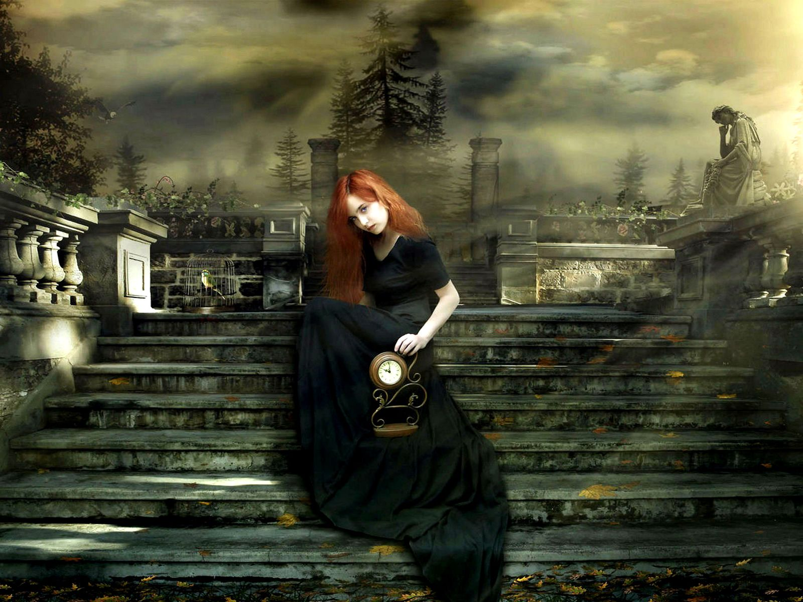 223 Gothic HD Wallpapers Backgrounds Wallpaper Abyss