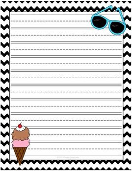 Summer lined writing papera4 lined paper template free a4 lined summer lined writing papera4 lined paper template free maxwellsz
