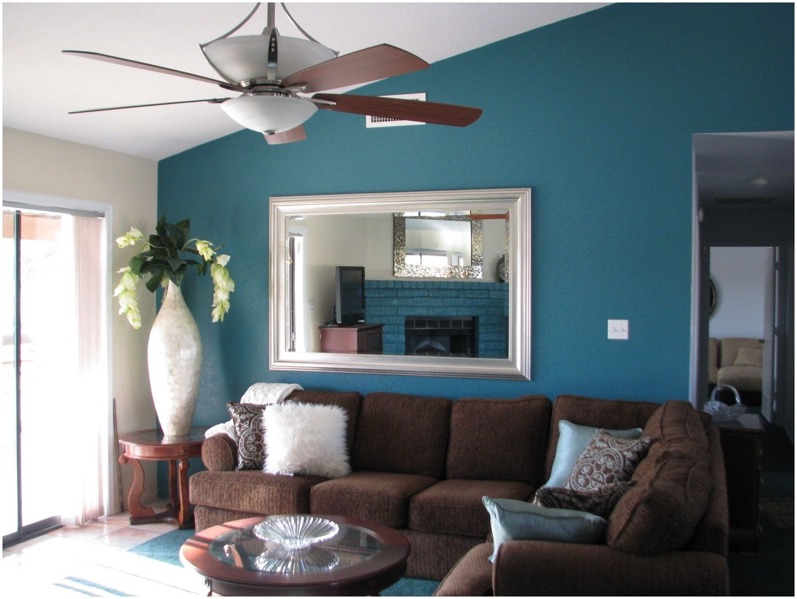 living room wall paint colors%0A   Living Room Color Schemes Sure to Brighten Your Mood