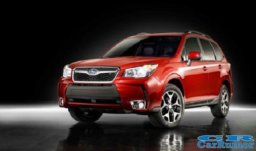 2019 subaru forester redesign price release date and changes rh pinterest com